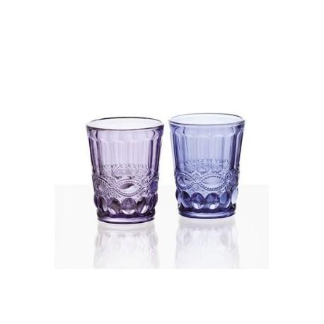 Bicchieri colorati fade provence allegranzi for Bicchieri colorati