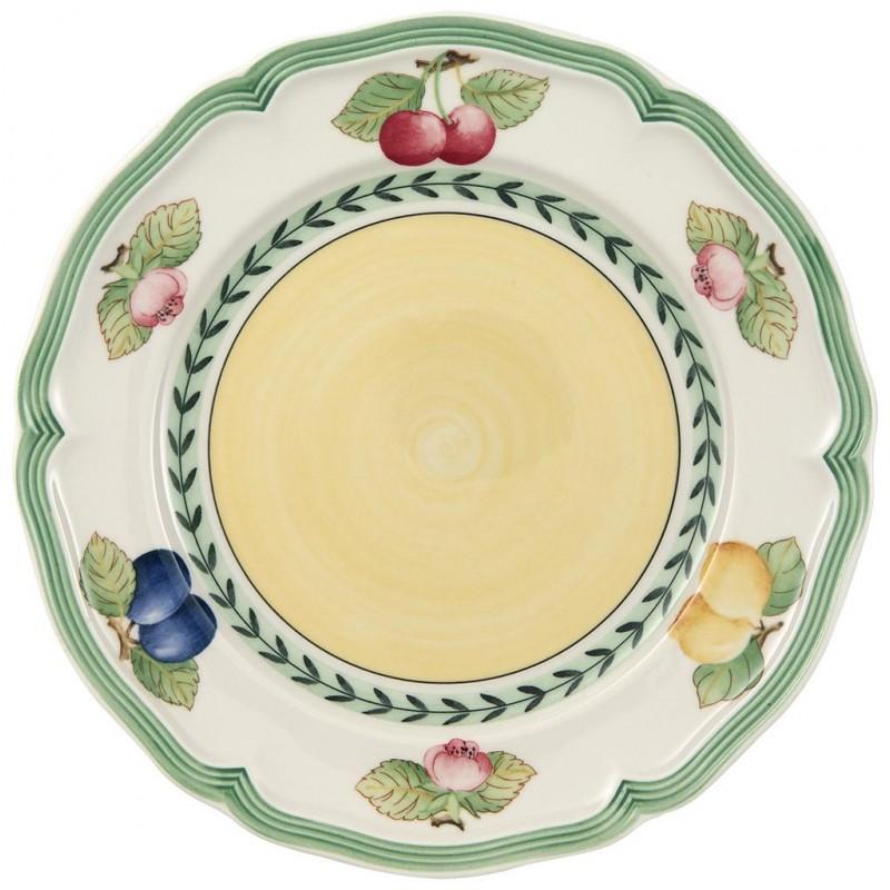 Piatto villeroy boch da dessert in porcellana french for Villeroy and boch french garden