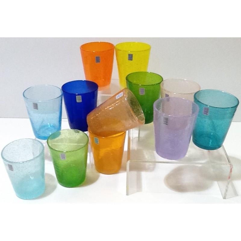 bicchieri acqua colorati tonga comtesse allegranzi