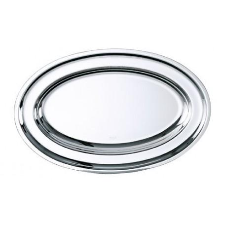 Vassoio sambonet elite ovale da portata in acciaio allegranzi - Vassoio da portata ...