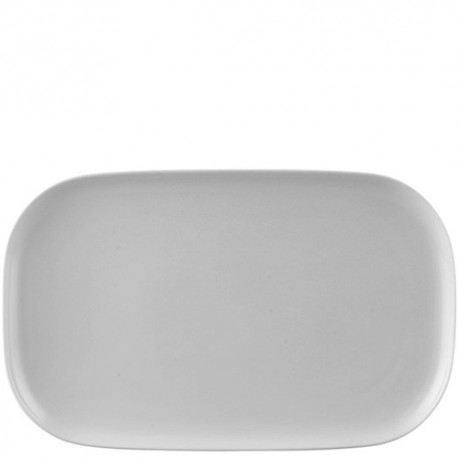 Piatto ovale Rosenthal moon bianco