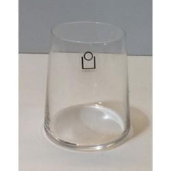 Bicchiere acqua in cristallo Manhattan Ichendorf