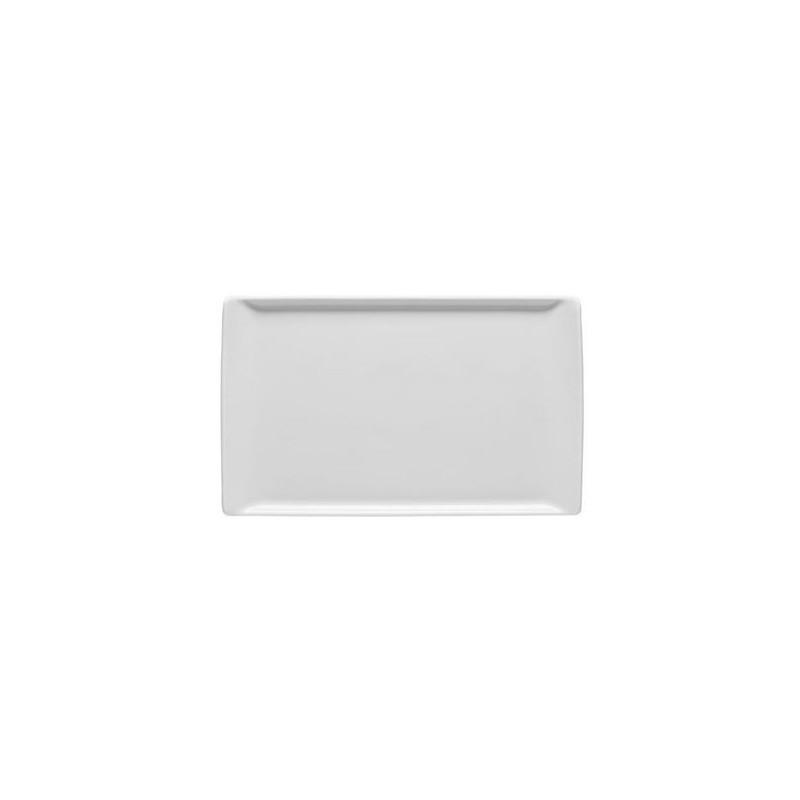 Piatto rettangolare rosenthal mesh bianco 24 x 15 cm - Portaombrelli rettangolare ...