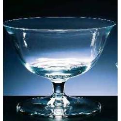 Coppa macedonia in cristallo Scherzer 1880 Scala