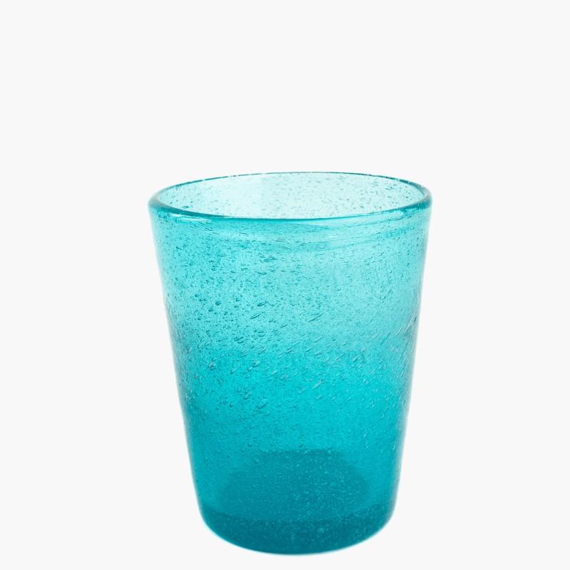 Bicchieri acqua colorati tonga comtesse allegranzi for Bicchieri colorati vetro