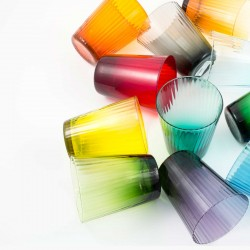 Bicchieri da acqua colorati Kai Comtesse