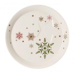 Coppa pasticceria Villeroy & Boch New Modern Christmas cm 22
