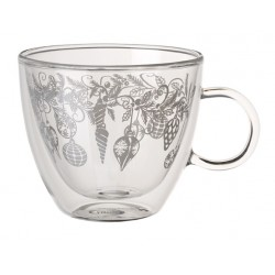 Tazza da ponce Villeroy & Boch Decorated Christmas Accessories Palla di neve