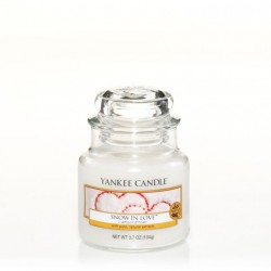Yankee Candle Snow in Love Giara piccola