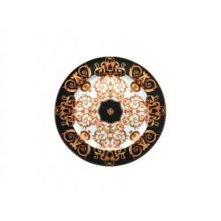 Piatto rotondo Versace Barocco
