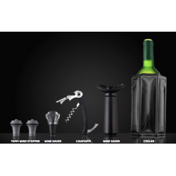 Set regalo Vacuvin wine essential