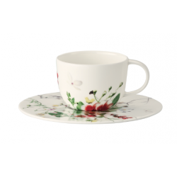 Piatto ovale Rosenthal Fleurs Sauvages cm 41