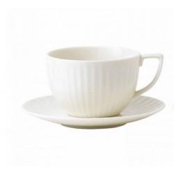 Tazza tè con piatto Wedgwood Jasper Conran Tisbury