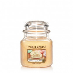 Yankee Candle Vanilla Cupcake Giara Media