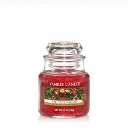 Yankee Candle Red Apple Wreath Giara piccola