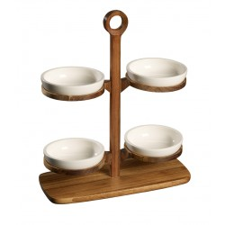 Tray stand  Villeroy & boch bbq passion set 5 pezzi