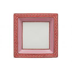 Coppa Gio Ponti Richard Ginori labirinto zaffiro