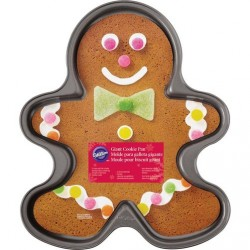 Stampo gingerbread Wilton natale