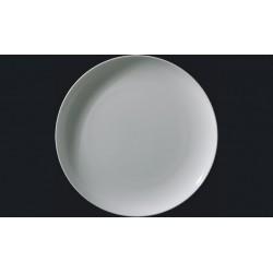Piatto segnaposto 31 cm Eclissi Bianco Richard Ginori