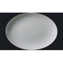 Vassoio ovale 38 cm Eclissi Bianco Richard Ginori