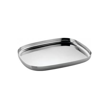 Vassoio alessi in acciaio ovale allegranzi for Costo vassoio alessi