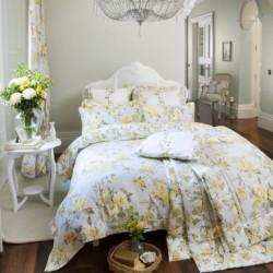 Copriletto trapuntino Dorma Blooming floral matrimoniale
