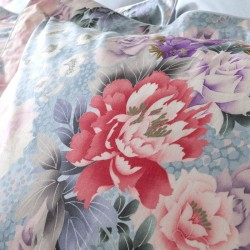 Lenzuola Dorma Kimono matrimoniale con federe