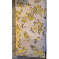 Lenzuola Dorma Blooming floral matrimoniale con federe