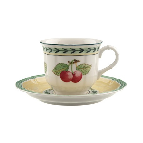 Tazza espresso villeroy boch french garden con piattino for Villeroy boch french garden