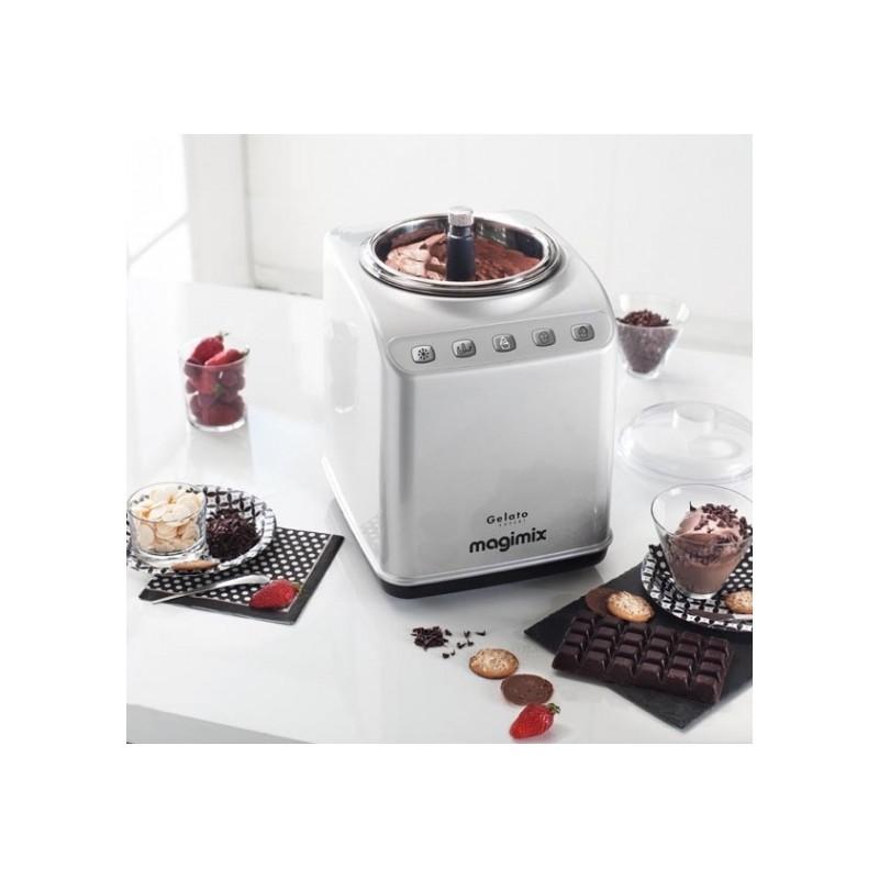 gelatiera magimix gelato expert 2 l. Black Bedroom Furniture Sets. Home Design Ideas