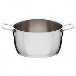Casseruola Alessi Pots&Pans in acciaio