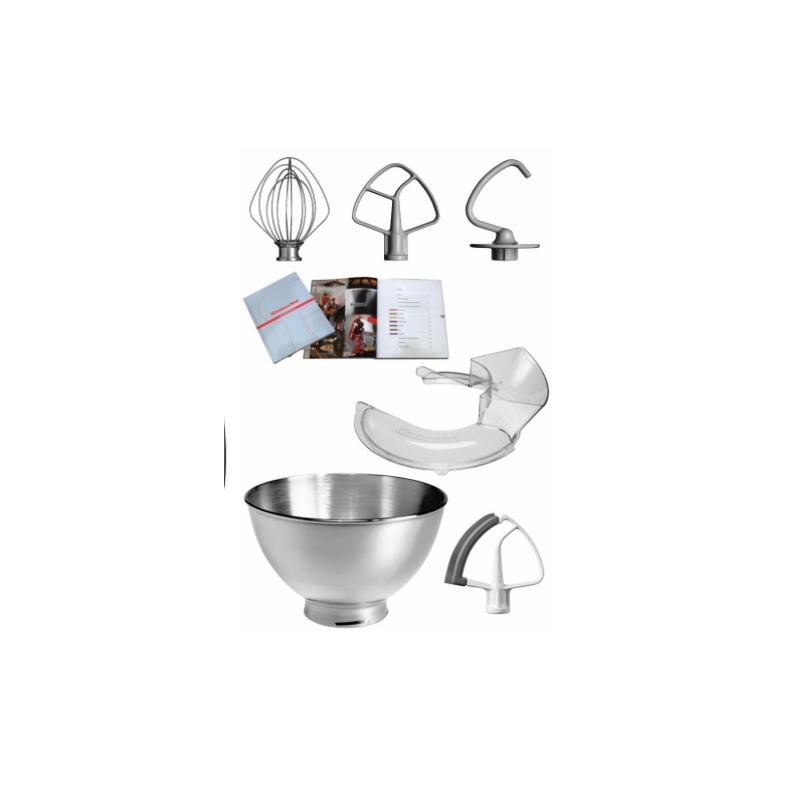 robot kitchenaid artisan 4 8 l rosa. Black Bedroom Furniture Sets. Home Design Ideas