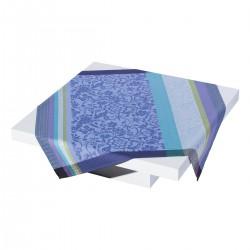 Copritavolo Le jaquard Francais Provence Bleu lavande - cm 120x120