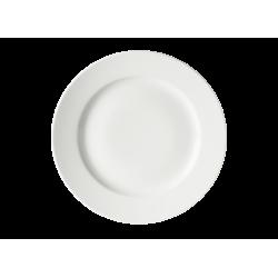 Piatto piano Richard Ginori Impero bianco cm 26,5