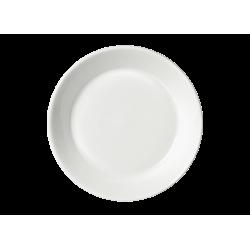 Piatto rotondo Impero bianco cm 30,5 cm