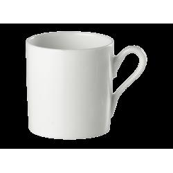 Tazza caffè con piatto Richard Ginori Impero bianco