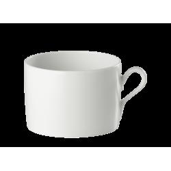 Tazza tè con piatto Richard Ginori Impero bianco