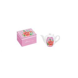 Zuccheriera tea rose Fashion Baci Milano rosa