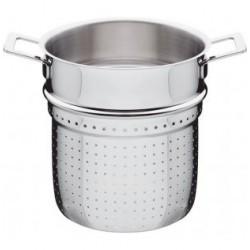 Colapasta Alessi pots&pans in acciaio