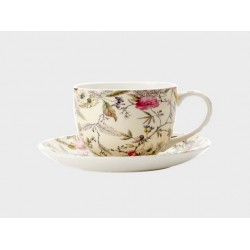 Tazza te' con piatto Maxwell & Williams summer blossom