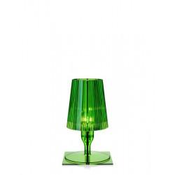 Lampada Take Kartell rosso Ferruccio Laviani cm 31