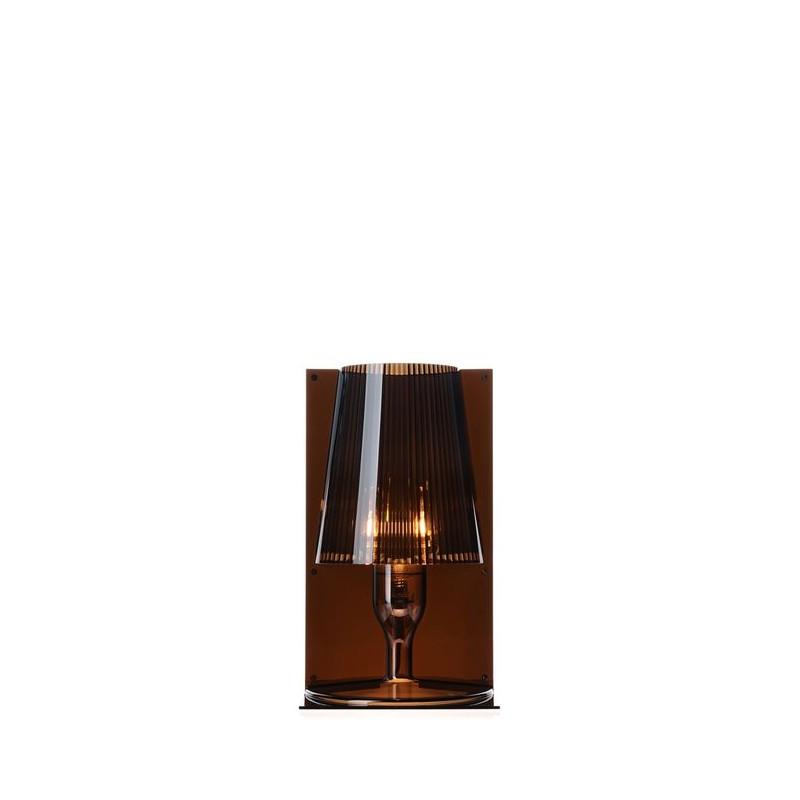 Lampada Take Kartell fume Ferruccio Laviani cm 31 - Allegranzi