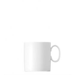 Tazza caffe' con piatto Medaillon Bianco Thomas