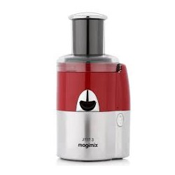 Estrattore multifunzione Magimix Juice Expert 3 rosso con gelatiera in omaggio