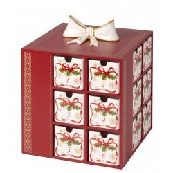 Calendario dell'avvento Villeroy & Boch Christmas toys memory