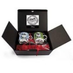 Set 2 tazze mug con tovaglietta Egan Disney banda bassotti con scatola regalo