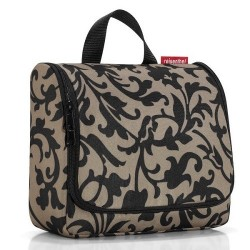 Toiletbag Reisenthel beauty case da appendere - baroque taupe