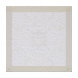 Tovagliolo Le Jacquard Francais Venezia Ivoire 58 x 58 cm