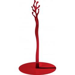 Porta rotolo da cucina Alessi Mediterraneo rosso