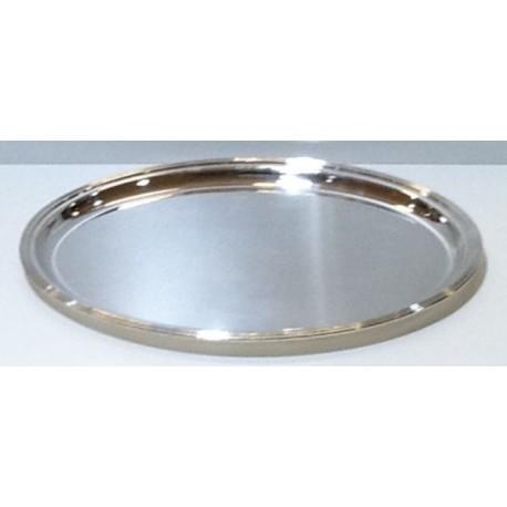 Vassoio ovale Argento 800 stile Inglese